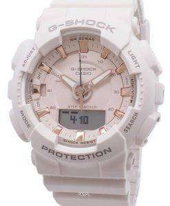 Casio G-Shock S Series GMA-S130PA-4A GMAS130PA-4A Step Tracker 200M Women's Watch