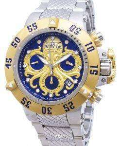Invicta Subaqua 26132 Chronograph Quartz 500M Men's Watch