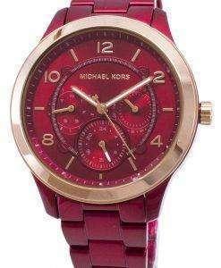 Michael Kors Runway MK6594 Chronograph Quartz Women's Watch