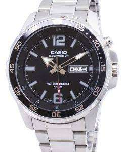 Casio Illuminator MTD-1079D-1A2V MTD1079D-1A2V Quartz Analog Men's Watch
