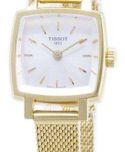 Tissot T-Lady Lovely Square T058.109.33.031.00 T0581093303100 Quartz Analog Women's Watch