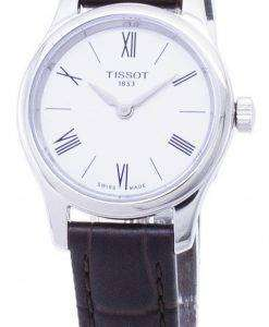 Tissot T-Classic Tradition 5.5 T063.009.16.018.00 T0630091601800 Quartz Women's Watch