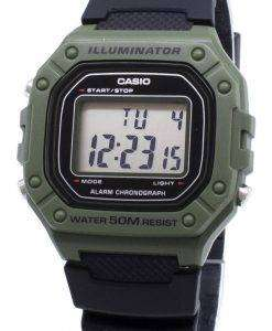 Casio Youth W-218H-3AV W218H-3AV Digital Men's Watch