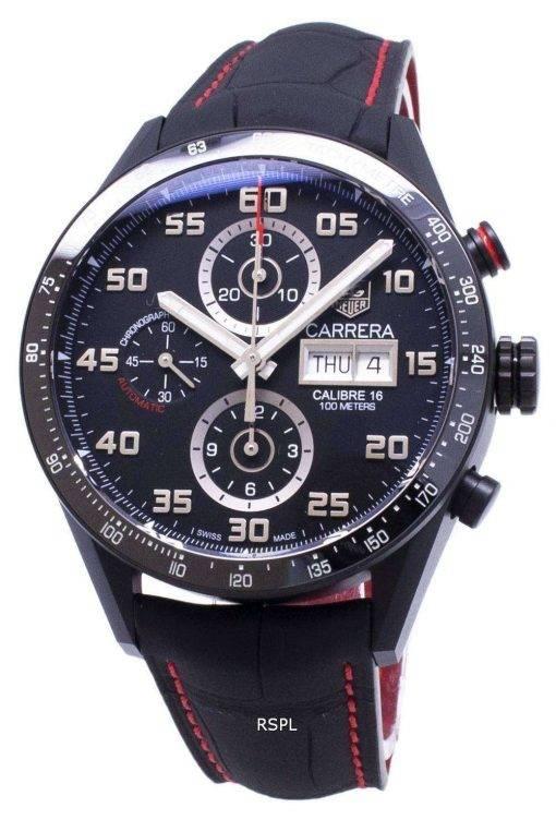 Tag Heuer Carrera CV2A81.FC6237 Caliber 16 Chronograph Automatic Men's Watch