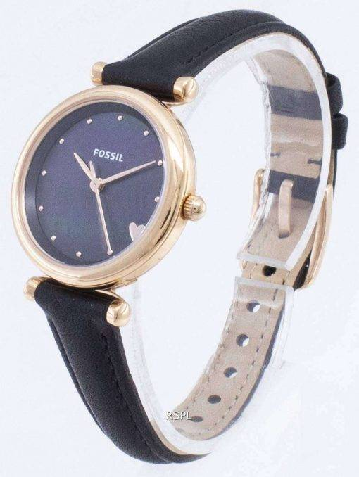 Fossil Carlie Mini ES4506SET Quartz Analog Women's Watch