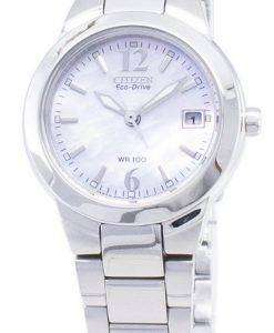 Citizen Silhouette Eco-Drive EW1670-59D Analog Women's Watch