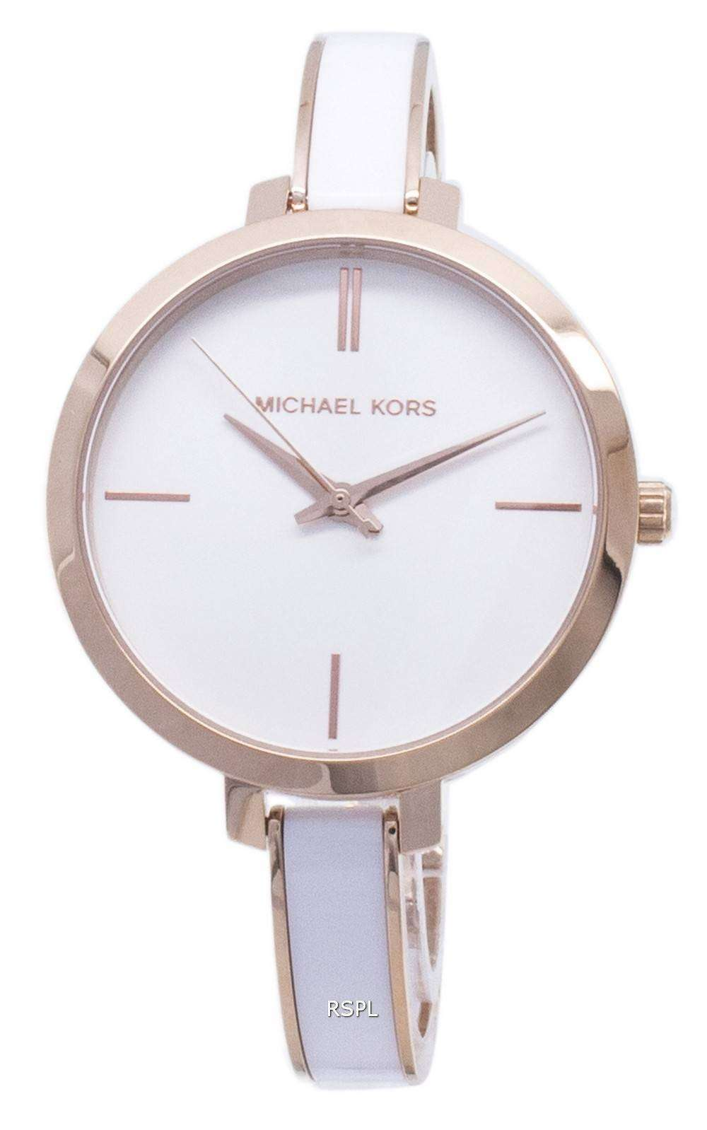 Michael Kors Jaryn Mk4342 Quartz Analog Women S Watch Zetawatches
