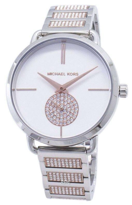 Michael Kors Portia MK4352 Diamond Accents Quartz Women's Watch
