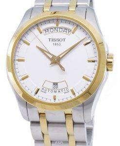 Tissot T-Trend Couturier T035.407.22.011.00 T0354072201100 Automatic Men's Watch