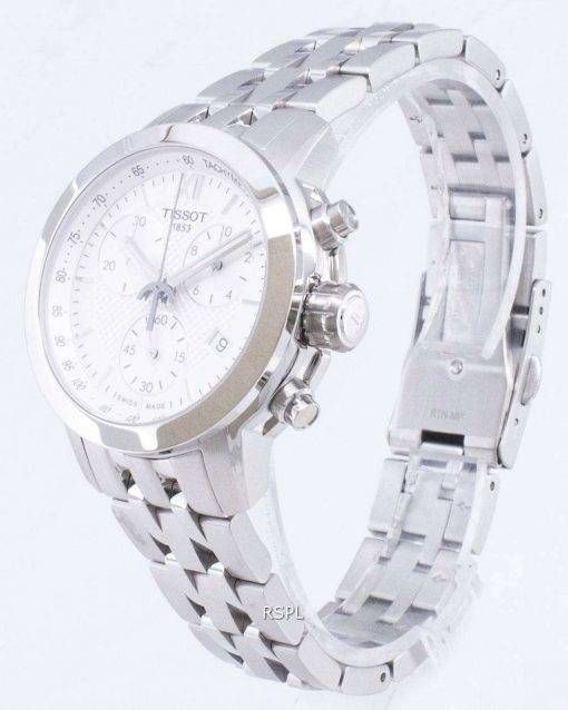 Tissot Special Collections PRC 200 T055.217.11.018.00 T0552171101800 Chronograph 200M Women's Watch