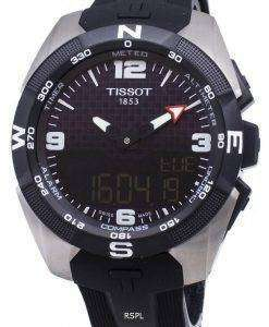 Tissot T-Touch Expert Solar T091.420.47.207.01 T0914204720701 NBA Special Edition Men's Watch