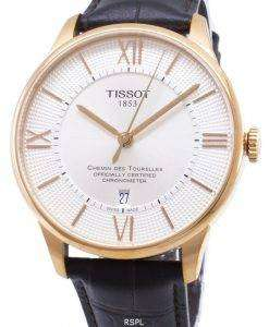 Tissot T-Classic Chemin Des Tourelles T099.408.36.038.00 T0994083603800 Powermatic 80 Men's Watch