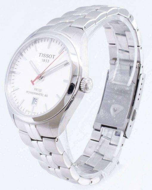 Tissot PR 100 Asian Games Edition T101.407.11.011.00 T1014071101100 Powermatic 80 Men's Watch