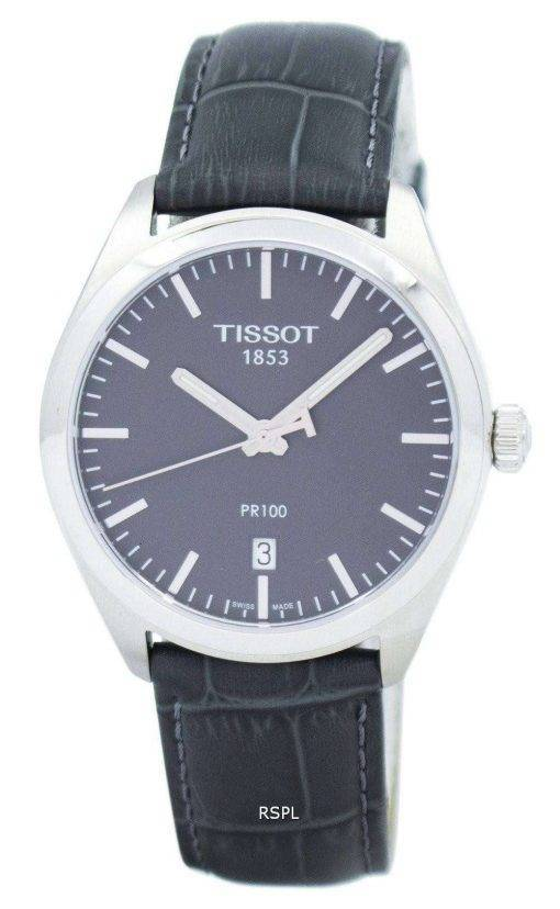 Tissot PR 100 Quartz T101.410.16.441.00 T1014101644100 Men's Watch