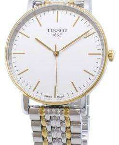 Tissot T-Classic Everytime Medium T109.410.22.031.00 T1094102203100 Quartz Analog Men's Watch