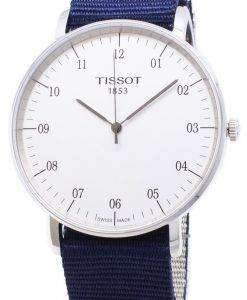 Tissot T-Classic Everytime Large Nato T109.610.17.037.00 T1096101703700 Quartz Analog Men's Watch