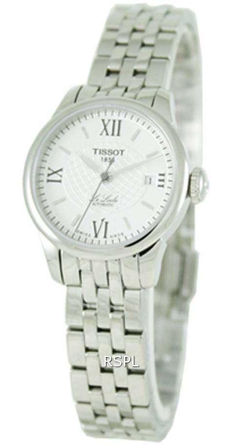 Tissot T-Classic Automatic T41.1.183.33 T41118333 Ladies Watch