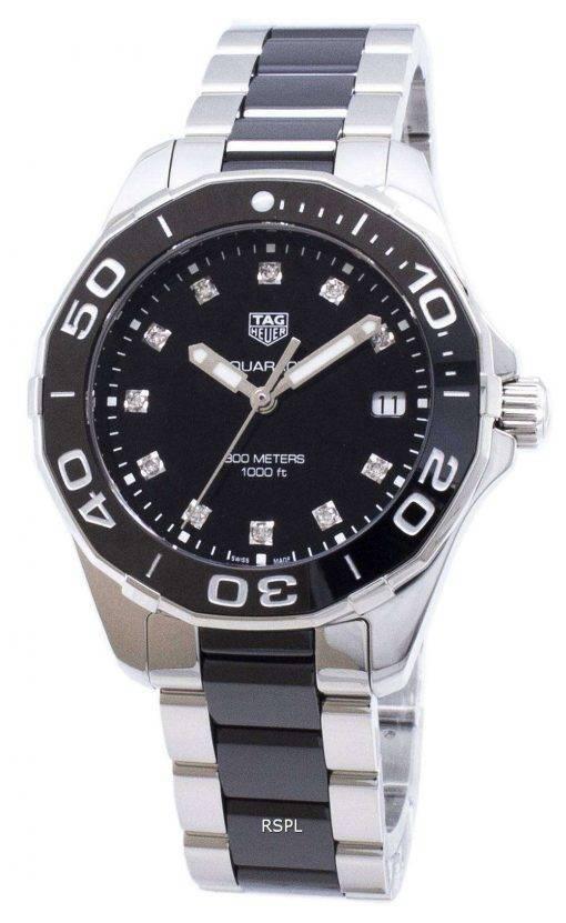 Tag Heuer Aquaracer WAY131C.BA0913 Quartz Analog 300M Women's Watch