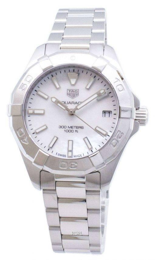 Tag Heuer Aquaracer WBD1311.BA0740 Quartz Analog 300M Women's Watch