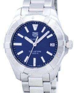 Tag Heuer Aquaracer Quartz WBD1312.BA0740 Women's Watch