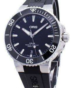 Oris Aquis Date 01 733 7732 4134-07 4 21 64FC 01-733-7732-4134-07-4-21-64FC Automatic 300M Men's Watch