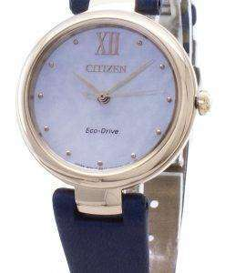 Citizen Eco-Drive EM0533-15D Analog Women's Watch
