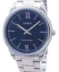 Casio Timepieces MTP-V005D-2B1 MTPV005D-2B1 Quartz Analog Men's Watch