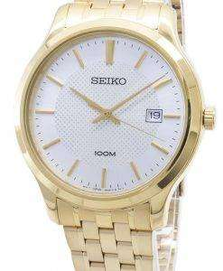 Seiko Neo Classic SUR296 SUR296P1 SUR296P Quartz Analog Men's Watch