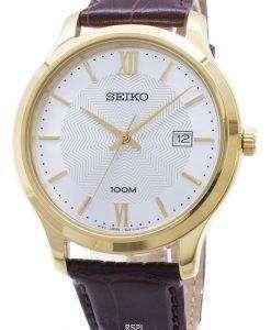 Seiko Neo Classic SUR298 SUR298P1 SUR298P Quartz Analog Men's Watch