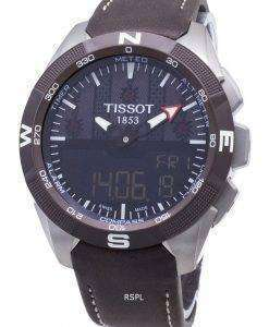 Tissot Special Collections T-Touch Expert Solar T110.420.46.051.00 T1104204605100 Quartz Men's Watch