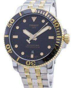 Tissot T-Sport Seastar 1000 T120.407.22.051.00 T1204072205100 Powermatic 80 300M Men's Watch