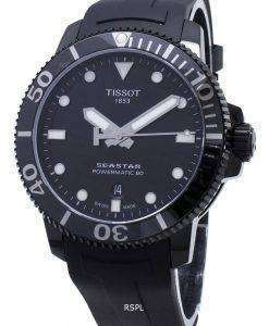 Tissot T-Sport Seastar Powermatic 80 T120.407.37.051.00 T1204073705100 Automatic 300M Men's Watch