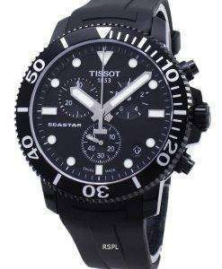 Tissot T-Sport Seastar 1000 T120.417.37.051.02 T1204173705102 Chronograph 300M Men's Watch