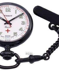 Tissot T-Pocket Pendants Petite Infirmiere T81.7.224.92 T81722492 Quartz Pocket Watch