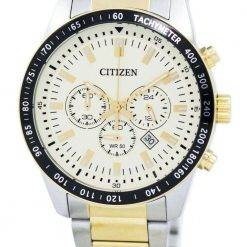 Citizen Quartz Chronograph Tachymeter AN8076-57P Men's Watch