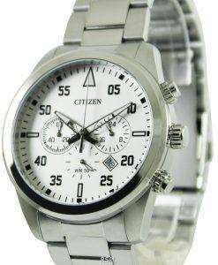 Citizen Quartz Chronograph AN8090-56A Mens Watch