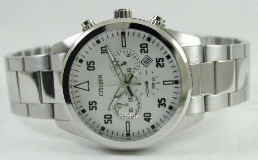 Citizen Quartz Chronograph AN8090-56A Mens Watch