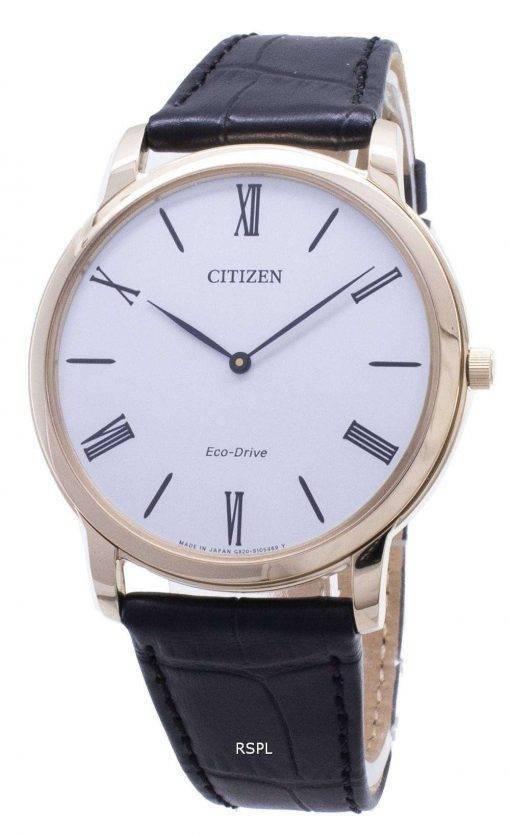 Citizen Eco-Drive AR1113-12B Mens Watch