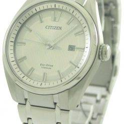 Citizen Eco-Drive Titanium AW1240-57A Mens Watch