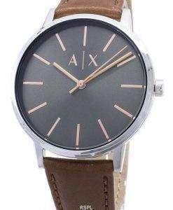 Armani Exchange Cayde AX2708 Quartz Men's Watch