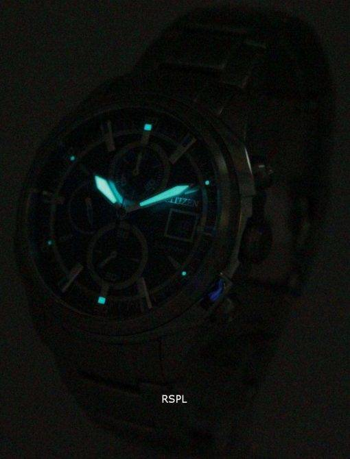 Citizen Eco-Drive Chronograph CA0370-54E Mens Watch