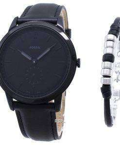 Fossil The Minimalist-Mono Quartz FS5500SET Men's Watch