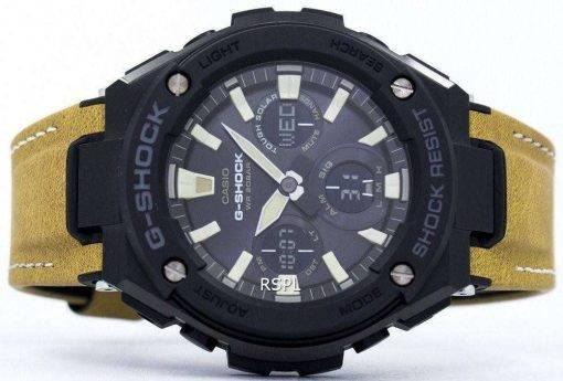 Casio G-Shock Tough Solar Shock Resistant 200M GST-S120L-1B Men's Watch