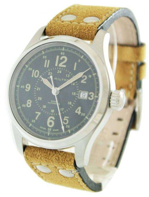 Hamilton Khaki Field Automatic H70595593 Mens Watch