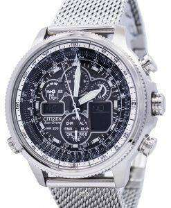 Citizen Navihawk A-T Eco-Drive Atomic JY8030-83E Men's Watch