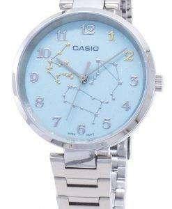 Casio Quartz LTP-E08D-3A LTPE08D-3A Analog Women's Watch
