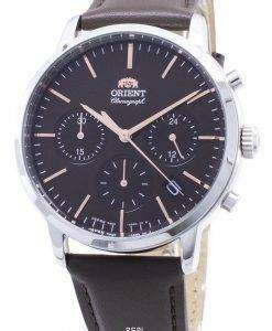 Orient Contemporary Chronograph RA-KV0304Y00C Quartz Japan Made Men's Watch