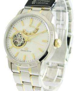 Orient Star Classic Power Reserve Open Heart SDA02001W Mens Watch