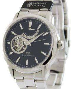 OrientStar Open Heart Power Reserve SDA02002B0 SDA02002B Mens Watch