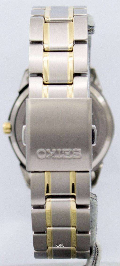 Seiko Titanium Sapphire SGG733P1 SGG733P Mens Watch